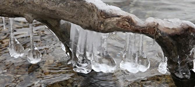 Silvestrovská ľadová krása