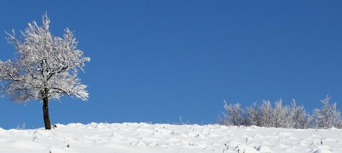 Mešťanková – nedokončená zimná turistika