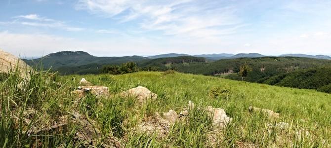 Ražňová – Mešťanková – Čertov kopec – Skalnatá