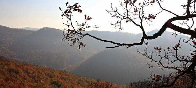 Ražňová, Ostrý vrch, Bartalová – jeseň 2015